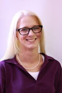 Sarah Klein, examinierte Physiotherapeutin, Inhaberin seit Mai 2009